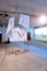 Patricia Sandonis art, Kunst, Teufelsberg, Monumenten, Art and history in Berlin, S27, Kunstinstallation