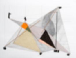 Patricia Sandonis, contemprry drawing, art and mathematics, art and economics, art and politic, Fortuna Populi, positions art fair Berlin