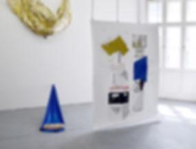 Patricia Sandonis, contemporary drawing Berlin, art Installation, Kunst Berlin, Museum of art, Art and politics Europe