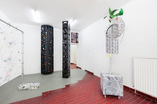 Patricia Sandonis artist Berlin, Centrum Das Kiez Monument, contemporary art Berlin, monuments of now