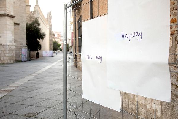 Patricia Sandonis art in public space, Creart, Arte en Valladolid, contemporary painting, contemporary artist spain, Berlin artist, Arte contemporáneo, art installation, Museo Valladolid