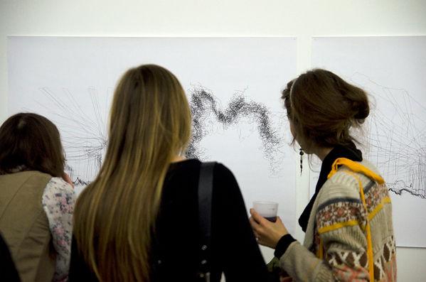 Patricia Sandonis art, Kunst, Digitale Zeichnung, Heidelberger Kunstverein, Digital drawing, arte y urbanismo, Kunst in Stuttgart