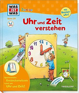 WAS IST WAS Junior: Uhr und Zeit verstehen