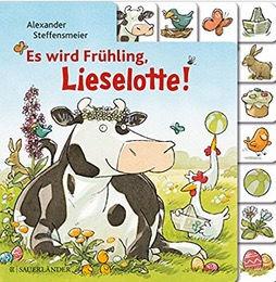 Es wird Frühling, Lieselotte! ab 3 Jahren