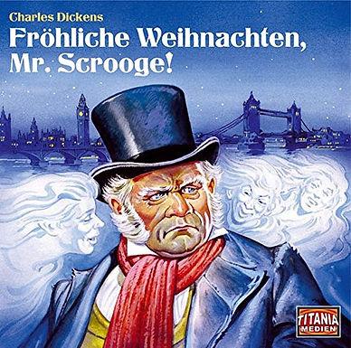 Fröhliche Weihnachten Mr. Scroog!