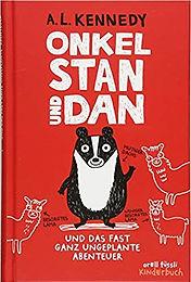 Onkel Stan und Dan ... und das fast ganz ungeplante Abenteuer