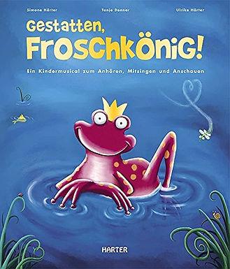 Gestatten, Froschkönig