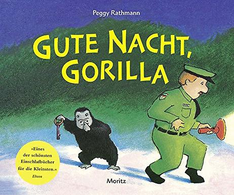 Gute Nacht Gorialla