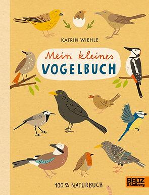BUCHVERLOSUNG: Mein kleines VOGELBUCH, 100 % Naturbuch, ab 3 Jahren