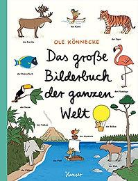 Das große Bilderbuch der ganzen Welt