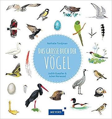 Das große Buch der Vögel