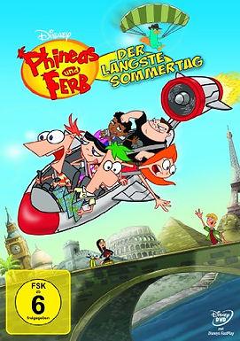 Phineas und Ferb: Der längste Sommertag