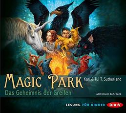 Magic Park: Das Geheimnis der Greifen (4 CD`s)