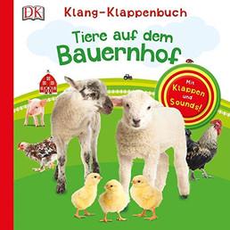 Klang-Klappenbuch: Tiere auf dem Bauernhof