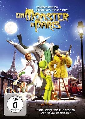 Ein Monster in Paris