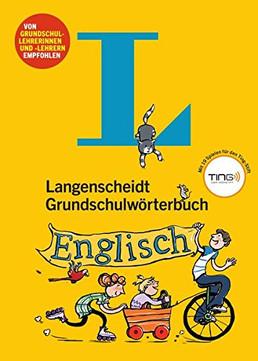 Langenscheidt Grundschulwörterbuch Englisch (TING)