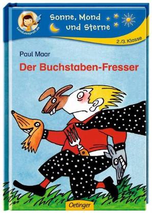 Der Buchstaben-Fresser (2./3. Kl.)