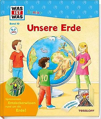 WAS IST WAS Junior: Unsere Erde