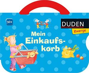 DUDEN Zwerge - Mein Einkaufskorb