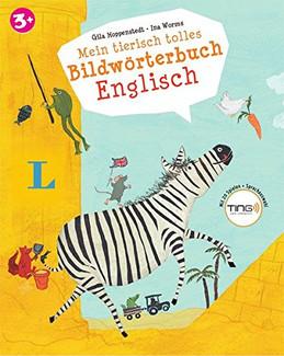Mein tierisch tolles Bildwörterbuch Englisch (TING)