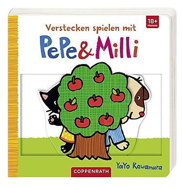 Verstecken spielen mit Pepe & Milli