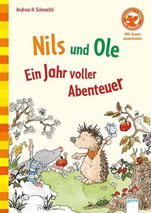 Der Bücherbär: Nils und Ole. Ein Jahr voller Abenteuer (1. Klasse)