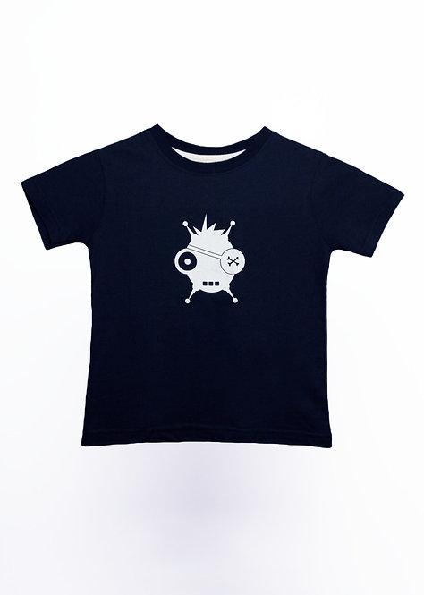 """Bio Shirt """"ploxxo Pirat"""", Gr. 4-5 Jahre"""