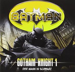 Batman - Gotham Knight: Der Mann in Schwarz (1)