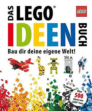 Das LEGO® Ideen-Buch: Bau dir deine eigene Welt!