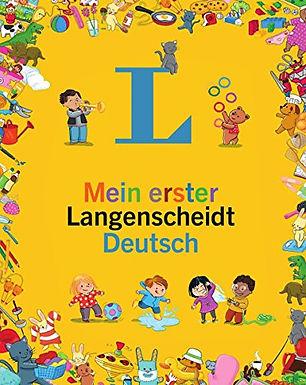 """Buchverlosung: """"Mein erster Langenscheidt – Deutsch oder Englisch"""", 3–6 Jahre"""