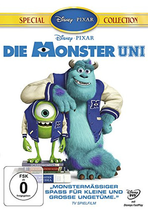 Die Monster-Uni