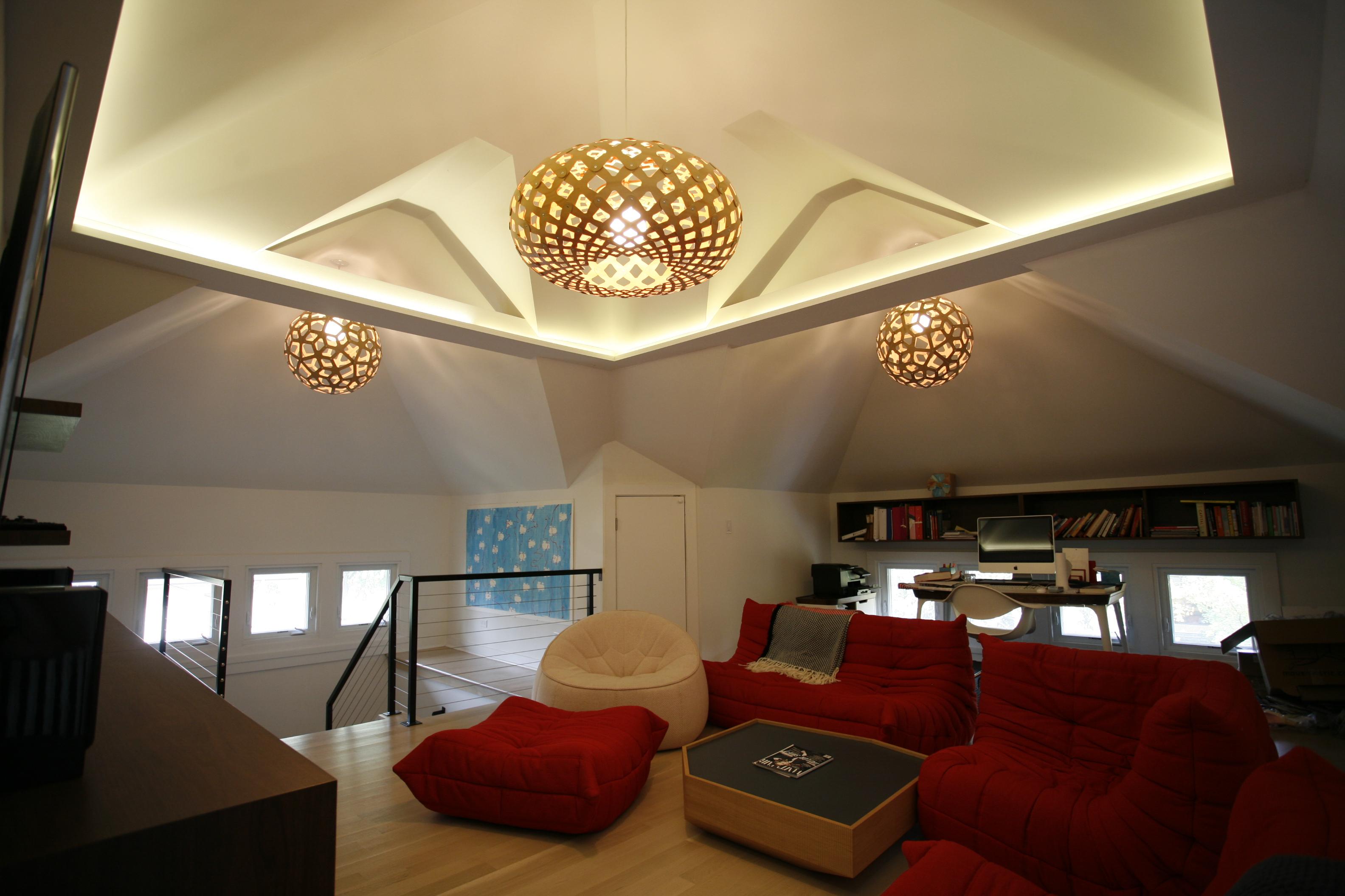 Berg attic