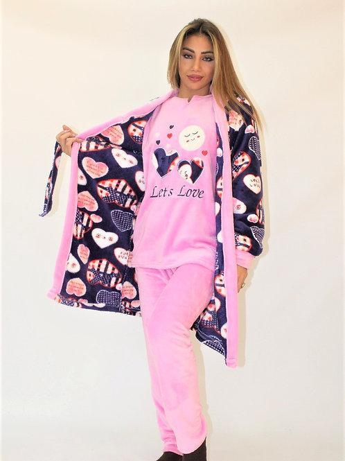 Set Pyjama + Peignoir