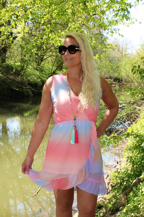 Rainbow 2 Dress