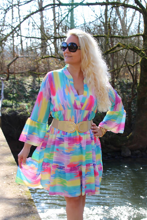 Candy Dress Flame