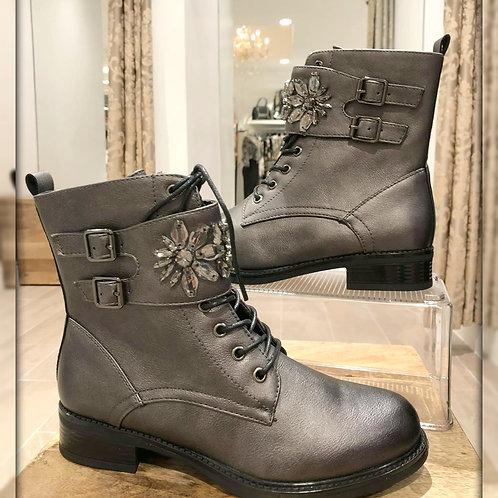 Grijze Boots