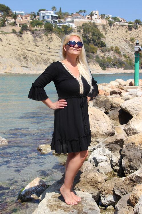 Boho Dress Black
