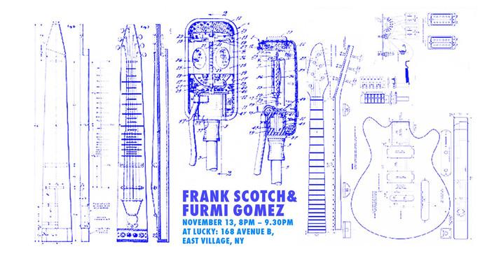 lap steel guitar, NYC