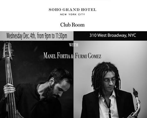 Soho Grand Hotel, NYC