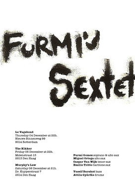Furmi's Sextet, The Netherlands