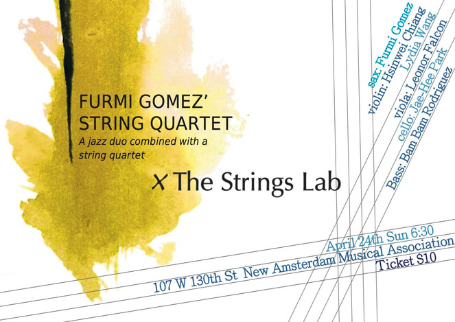 Strings Project, NYC
