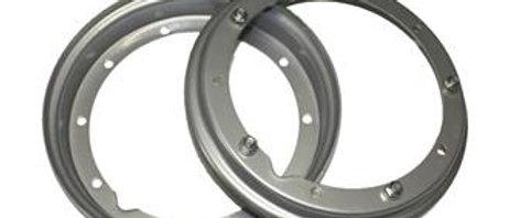 Cerchio ruota da 10 grigio Vespa