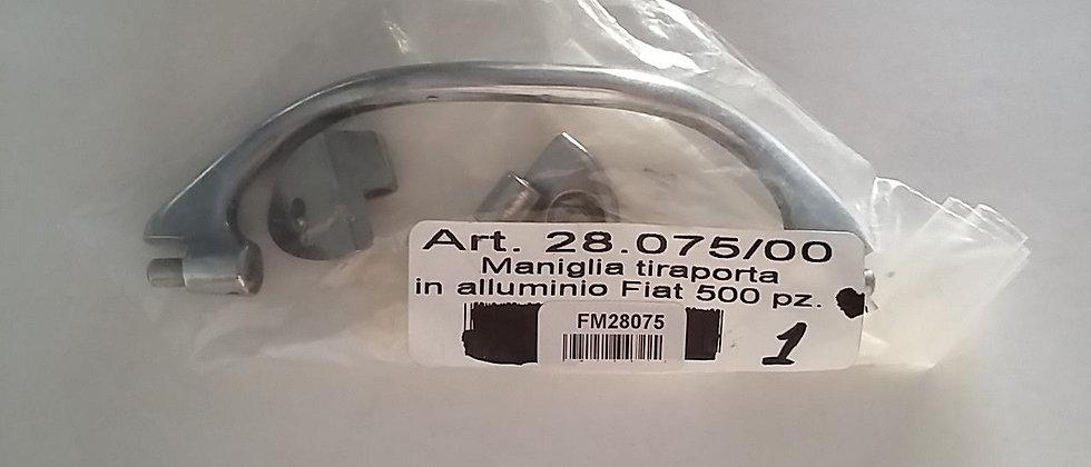 Maniglia tiraporta in alluminio Fiat 500