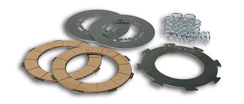 Serie 3 dischi frizione Malossi Vespa PX - Cosa - T5