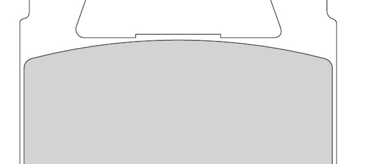Pastiglie anteriori Honda CB-CBR-VTR