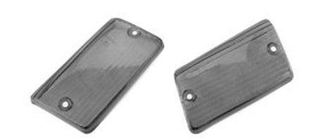 Coppia plastiche frecce posteriori fume' Vespa PK XL 50-125 - Rush - FL