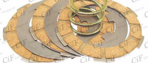 Serie dischi frizione CIF Vespa 50-125 ET3