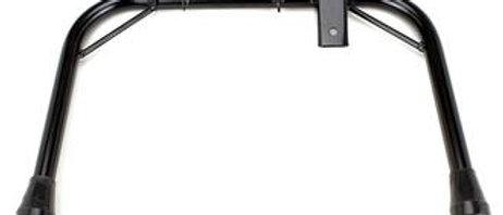 Cavalletto Vespa PX 125-150-200 nero con rinforzi