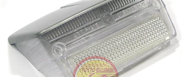 Fanale gemma posteriore bianca tettuccio grigio Vespa 50 Special