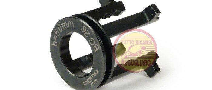 Crocera cambio BGM rinforzata Vespa 50 Special - ET3 - PK